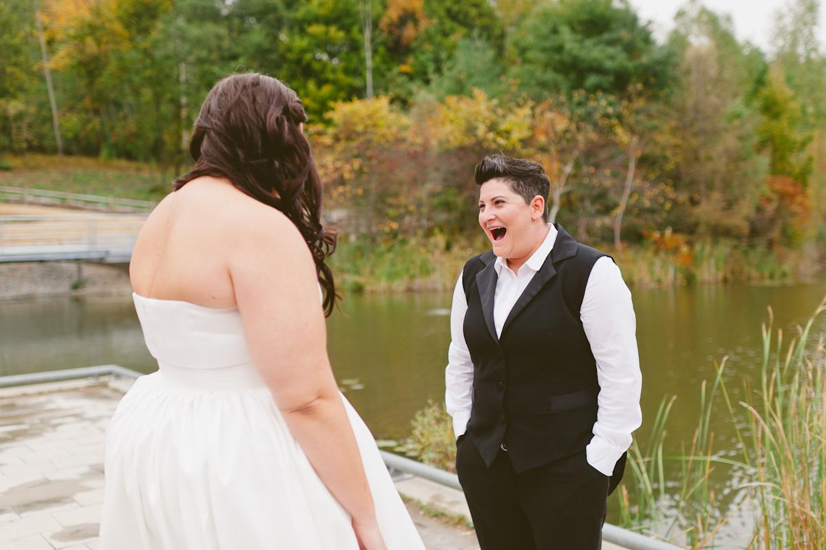 toronto wedding photographer lesbian wedding toronto queer wedding photography toronto estates of sunnybrook wedding same sex wedding photography toronto-6