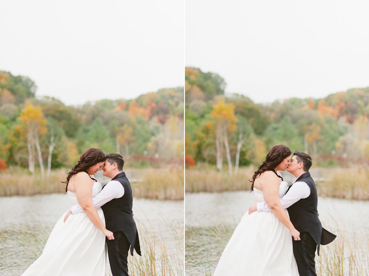 toronto wedding photographer lesbian wedding toronto queer wedding photography toronto estates of sunnybrook wedding same sex wedding photography toronto-8