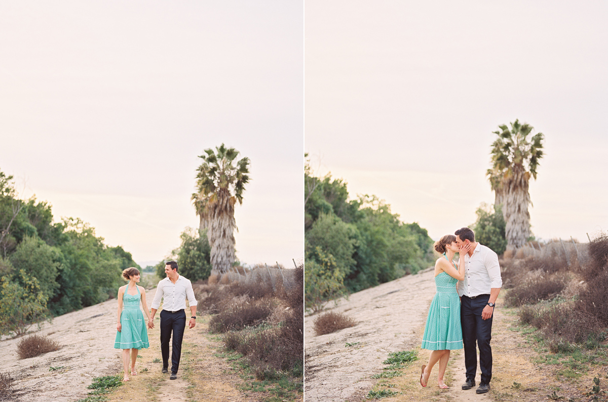 tara mcmullen photography los angeles wedding photographer toronto wedding photography engagement session near the LA river amy clark make up abey and matt engagement palm springs wedding-1-2